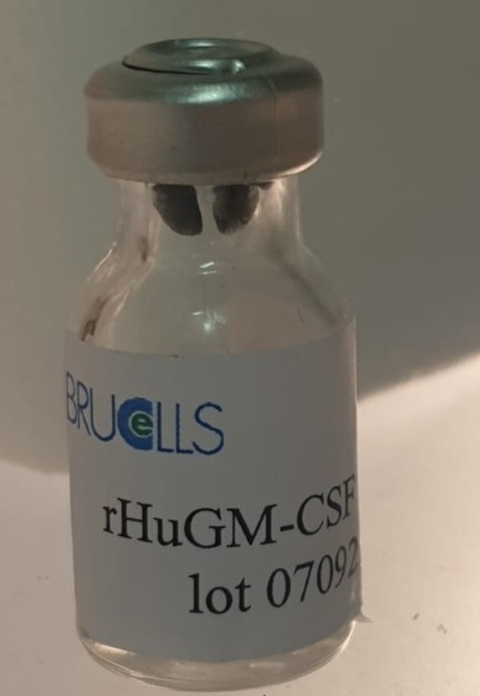 Read more about the article Use of Rhu-GM-CSF in pulmonary tuberculosis